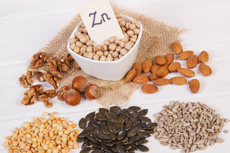 Zinc on a Plant-Based Diet