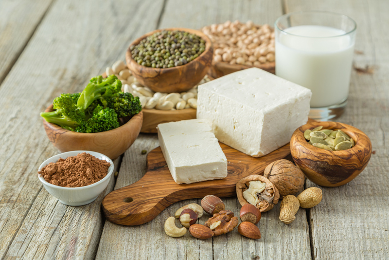 Nutrients for Healthy Bones on a Plant-Based Diet