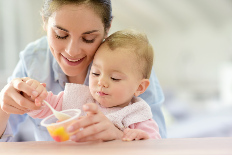 Is Your Baby Ready for Solid Food?