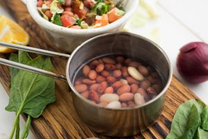 Why beans cause gas? Soak beans before cooking to reduce gas
