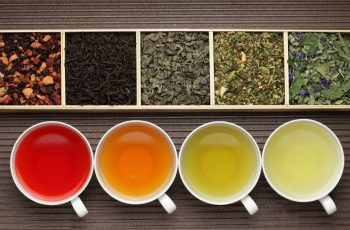 assorted tea- health benefits of tea