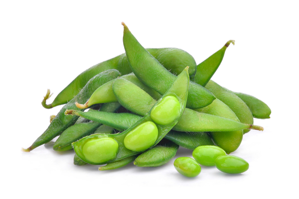 edamame beans are plant-based protein snacks