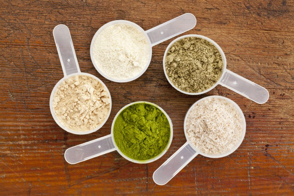 Which Plant-Based Protein Powder Is Right for Me?